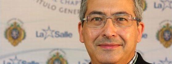J. ROMÁN PÉREZ CONDE, NUEVO VISITADOR PROVINCIAL DE LA SALLE (ESPAÑA Y PORTUGAL)