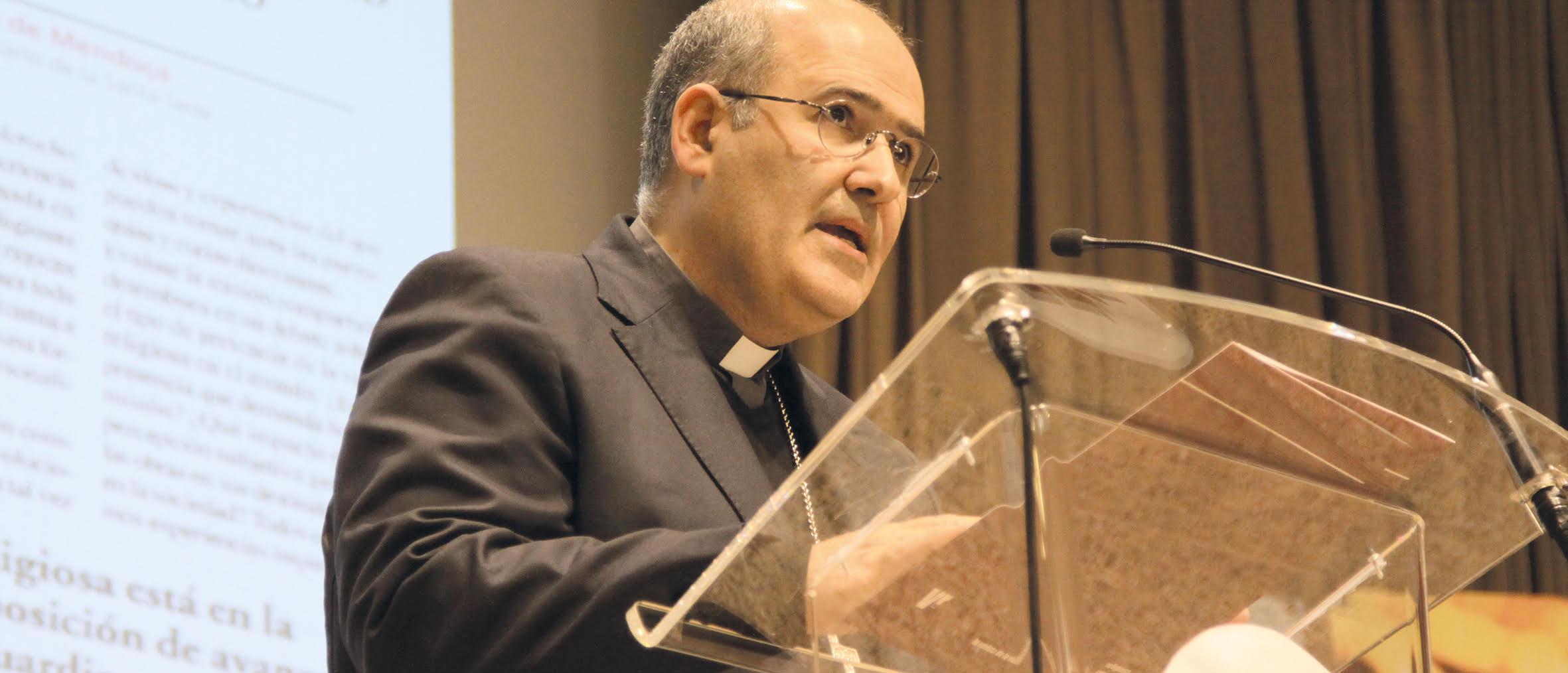 MONS. JOSÉ TOLENTINO DE MENDONÇA, COMENTARISTA DE «PALABRA Y VIDA 2020»