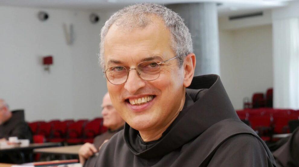 MASSIMO FUSARELLI, NUEVO MINISTRO GENERAL DE LOS FRANCISCANOS MENORES