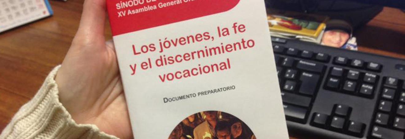 DOCUMENTO OFICIAL «LOS JÓVENES, LA FE Y EL DISCERNIMIENTO VOCACIONAL» (PUBLICACIONES CLARETIANAS)